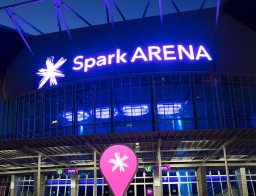 Spark Indoor Arena, Auckland