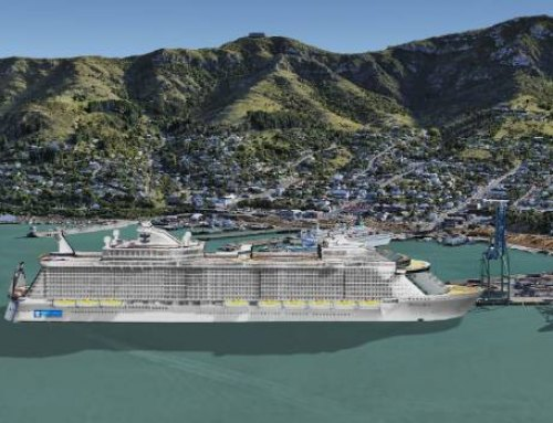 Cruise Berth, Lyttelton, Christchurch