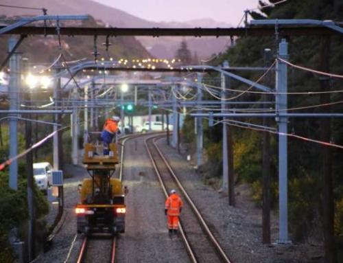 Kiwirail Electrification Programme, Auckland and Wellington