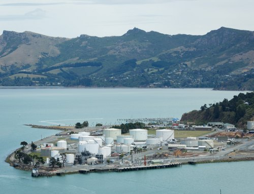 Oil Berth, Lyttelton, Christchurch
