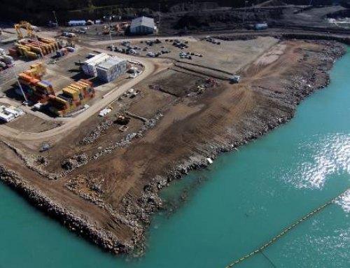 Te Awaparahi Bay Terminal Development, Lyttelton, Christchurch